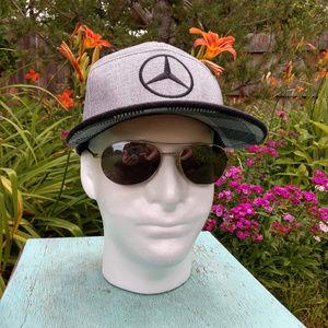 Mercedes Benz Men's Cap, sz M/L